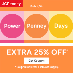 JCPenney.com Coupons & Offers