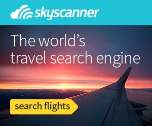 SkyScanner Search Flights