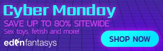 Cyber Monday Sex Toys Sale
