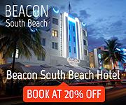 Beacon South Beach Hotel - Miami Beach Vacation at 20% Off
