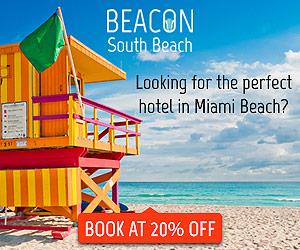 South Beach Hotels in Miami