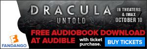 Dracula Untold Free Audiobook