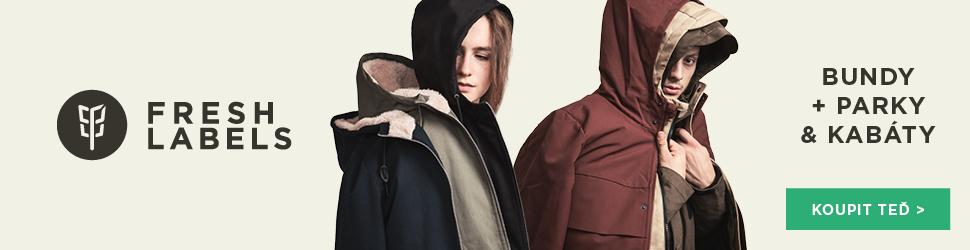 Bundy, parky, kabáty