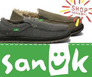 Shop Sanuk.com Today!