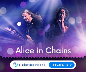 Alice in Chains Tickets