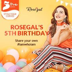 Rosegal 5th Anniversary