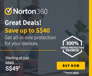 Norton 360 all-in-one protection protection for your devices.