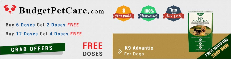 Buy Cheap K9 Advantix For Dogs Online & Get Free Shipping on all orders across USA