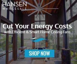 Smart Ceiling Fans at HansenWholesale.com