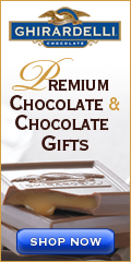Save 20% on Ghirardelli Chocolate