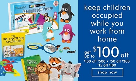 FREE Resources And Savings To Educate, Engage & Entertain Children At Home!