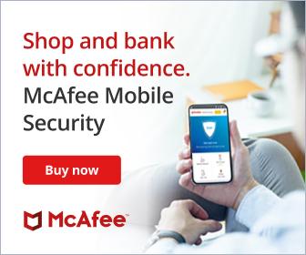 McAfee Antivirus for iPhones