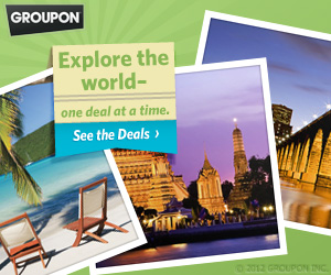 Groupon Getaways: A Great Way to Make Honeymoons and Destination Weddings Affordable