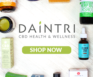 Try CBD for anxiety, pain relief, appetite, and more. Shop at Daintri.com