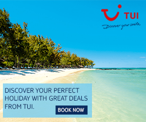 Thomson: Save up to 10% on holidays when you book online