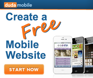 Create a Free Mobile Website