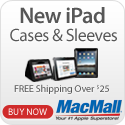 New iPad Accessories from MacMall.com
