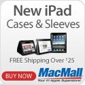 New iPad Accessories from MacMall.com