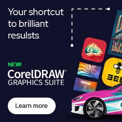 Corel Corporation - G&P_CorelDraw Graphics Suite 2020_250x250