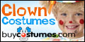 Buy costumes and clown supplies on world  largest Internet costume store...