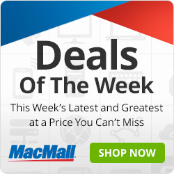 Deal of the Week at MacMall.com