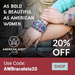 American West Jewelry - Bracelets