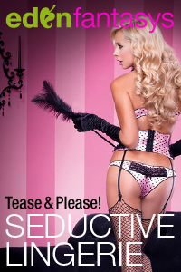 Sexy Lingerie at EdenFantasys - Spice up Your Love Life!