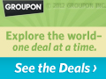 Groupon travel deals and discounts