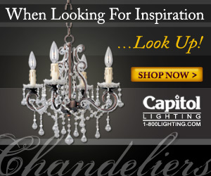 Looking for Inspiration? Look up! - 1800lighting.com