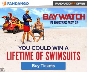 Fandango - Baywatch Sweeps Week 3