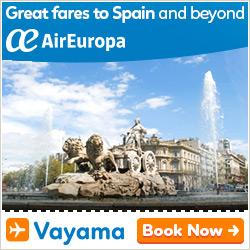 Vayama - Air Europa: Every detail counts