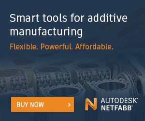 Autodesk Netfabb gives you all the tools you need to manage your additive manufacturing workflow