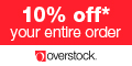 10% off Coupons At Overstock.com