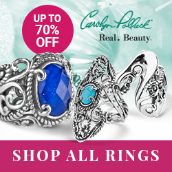 Carolyn Pollack Jewelry - Shop All Rings