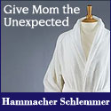 Give Mom the Unexpected at Hammacher Schlemmer.