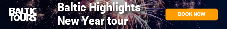 Pick Your New Year Tour! Celebrate 2021 in Spectacular Destinations!