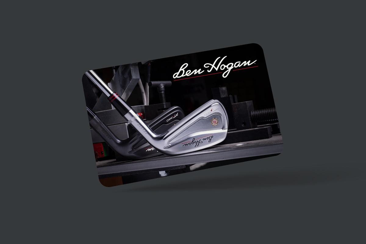 Ben Hogan Golf Equipment