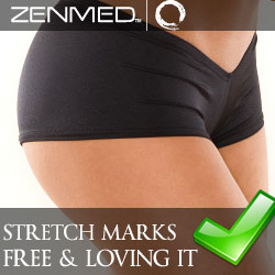 Remove stretch marks with Stretta