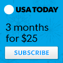 125x125 USA Today First 2 Months for $25