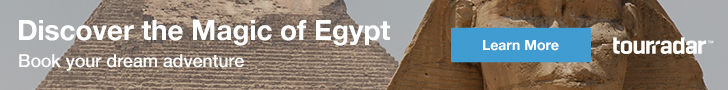 Tourradar - Discover Egypt