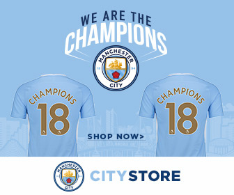Manchester City Store Logo