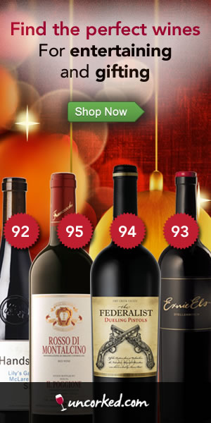 Uncorked Coupon Codes