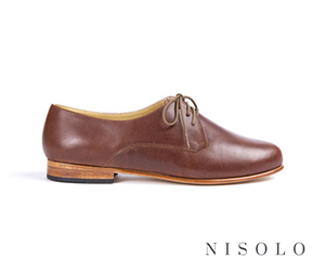 women's oxford shoe from Nisolo