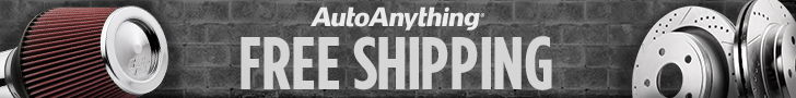 Up to 40% off list + Free Shipping at AutoAnything
