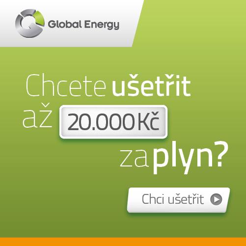 Levný plyn od Global Energy