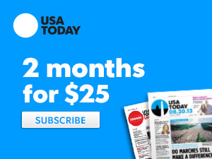 300x225 USA Today 2 months for $25