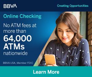 BBVA Compass Free Checking