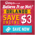 Save money with this discount to Ripley's Believe it or Not