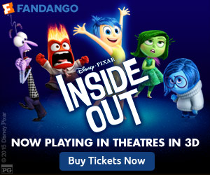 Inside Out Tickets