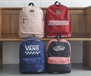 Save up to 50% off at Vans